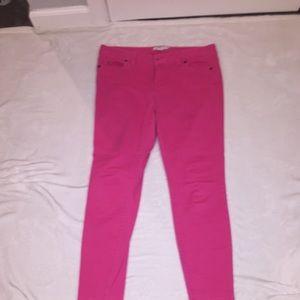Vineyard vines pink pants